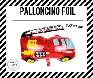 Palloncino pompieri