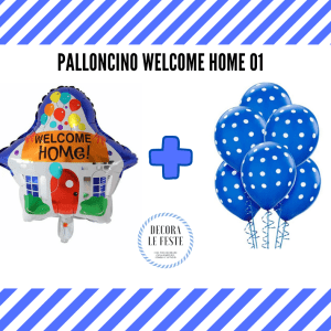 palloncino welcome