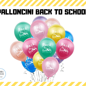 palloncino back to school