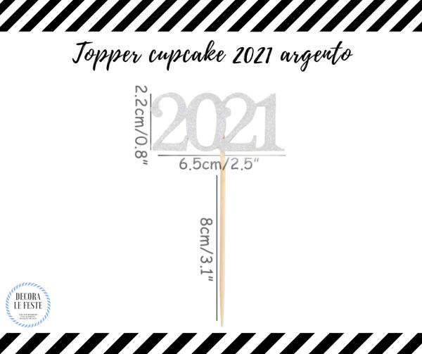 topper cake 2021