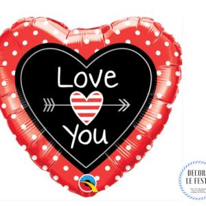 palloncino i love you