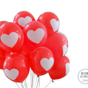 palloncini rossi san valentino