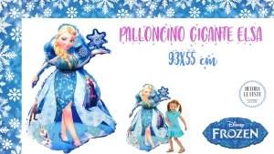 PALLONCINO GIGANTE ELSA
