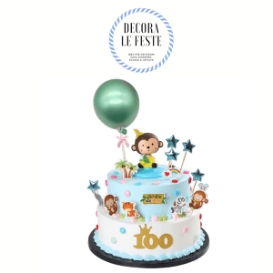 topper cake torta compleanno