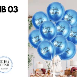 palloncini buon compleanno blu