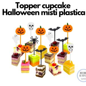 topper cake halloween