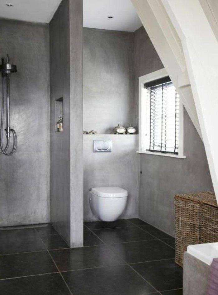 bain avec douche italienne 53 photos