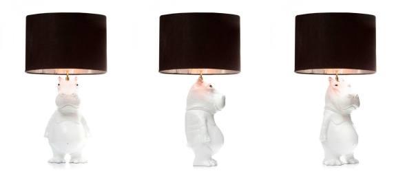 Hipolito lamp by Ornamente