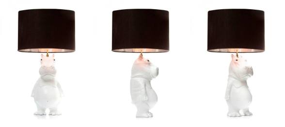 Hipolito lamp by Ornamente