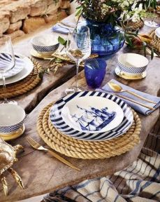 Golden cutlery, Zara Home