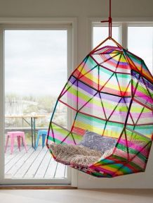 Tropicalia cocoon for Moroso