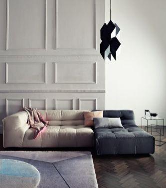 Tufty-Time sofa for BBItalia