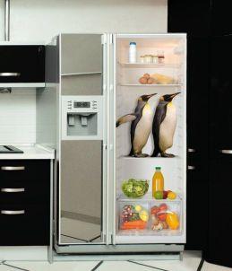 Decoración de electrodomésticos con láminas