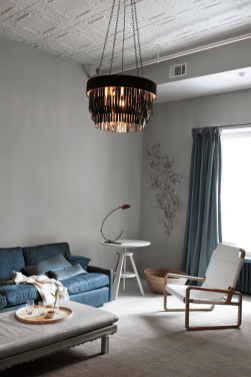 Eclipse pendant lamp from Ochre