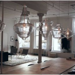 Neverending Glory Lamps by Jan&Henry