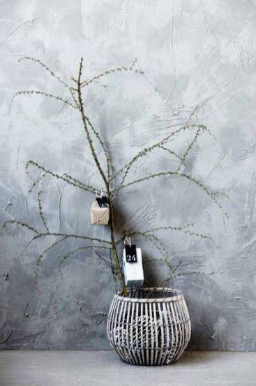 Árbol de Navidad - Christmas nordic tree