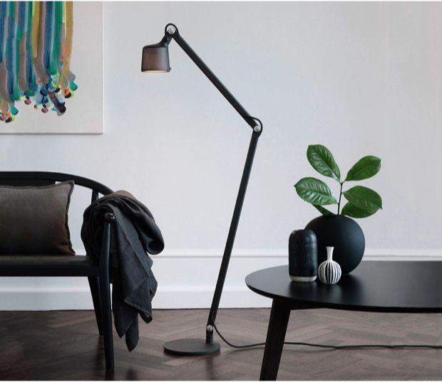 Lámpara Vipp 525 de Morten Bo Jensen
