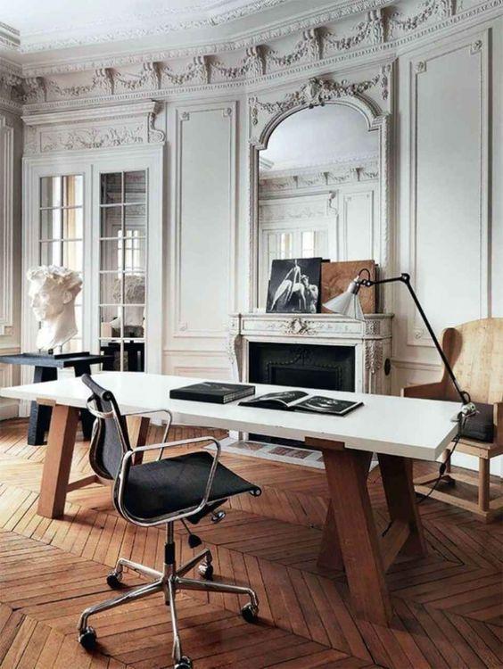 Despacho en casa ideal