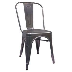 Réplica de la silla Tolix