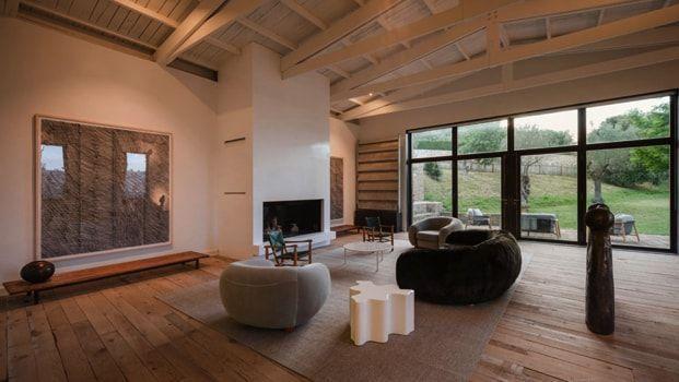 amplio salon proyecto de Francesc Rife