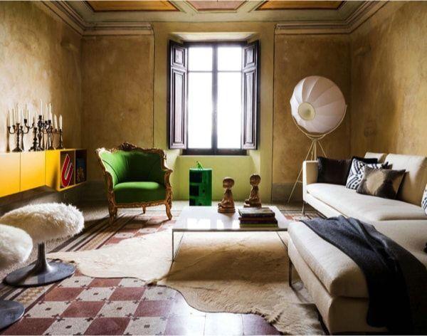 paredes con ricas pinturas ecologicas