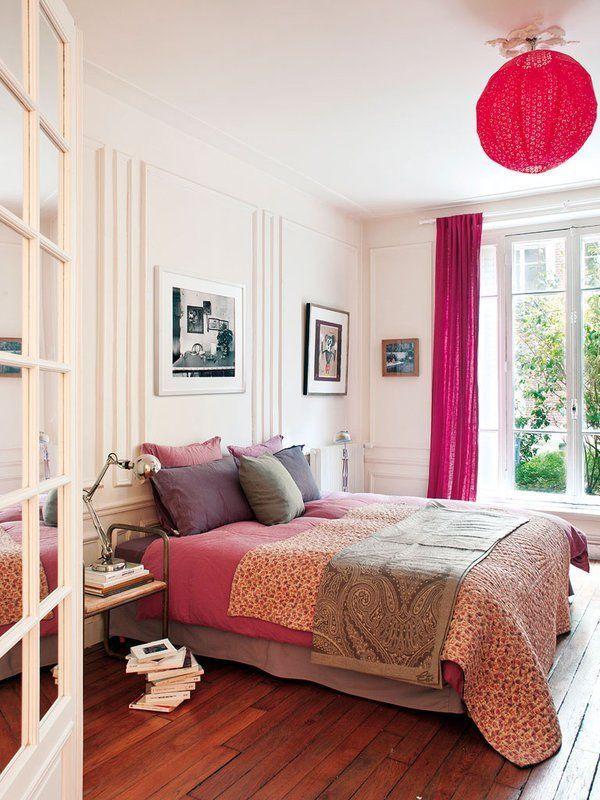 Fucsia revitalising interiors