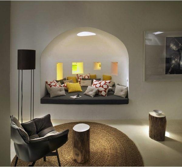 destacar espacios concretos con luz