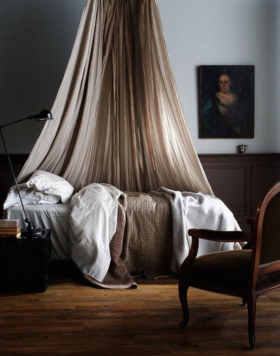 ropa de cama: angusfergusson.com/interiors