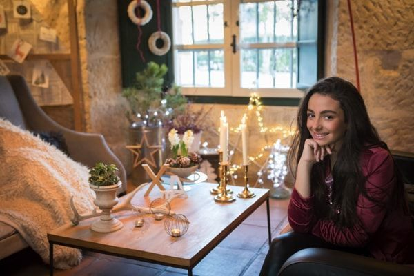 navidad nordica por decoralinks - editorial moda
