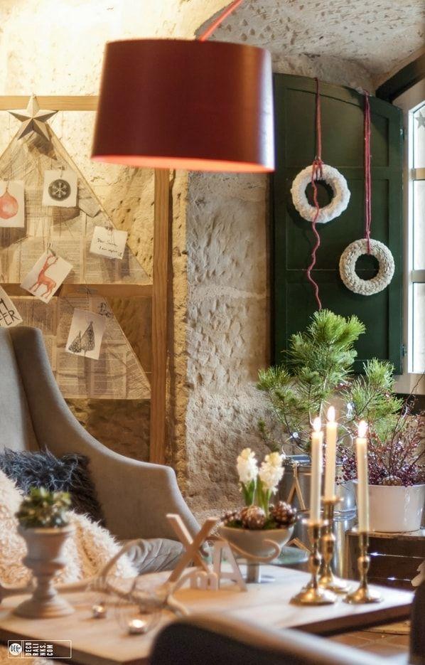 navidad nordica por decoralinks