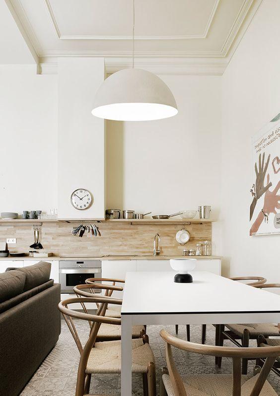 Cocinas abiertas: cómo acertar con el diseño