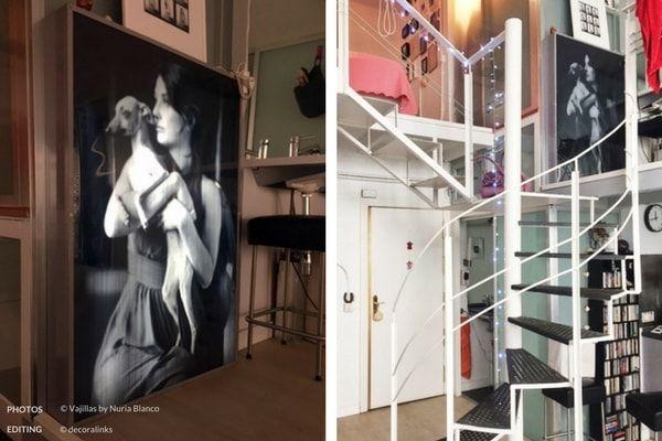 En casa de Nuria Blanco - loft