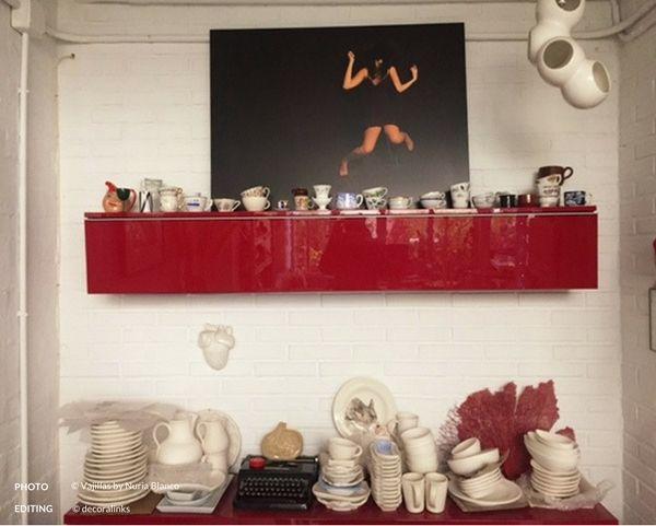 en casa de Nuria Blanco - coleccion