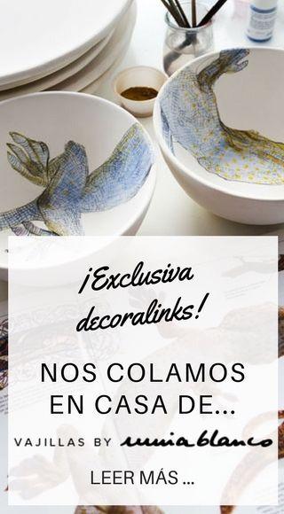 entrevista con Vajillas By Nuria Blanco