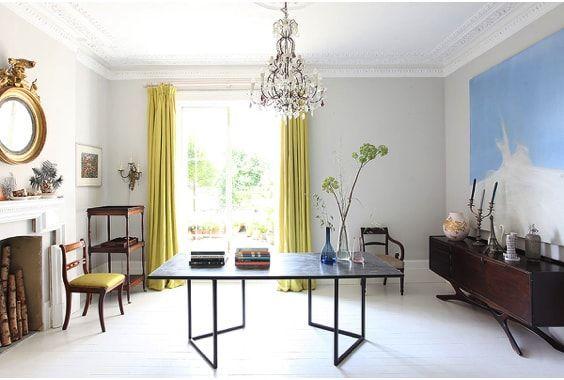 actualizar casa de campo - muebles clasicos y modernos