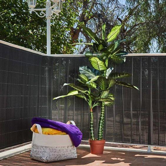 decoralinks  sistemas para ocultar terraza - fibras artificiales