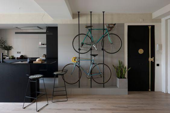 Almacenaje inteligente | bicicletas | decoralinks.com
