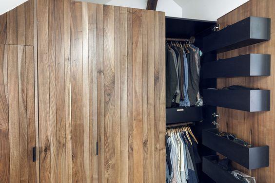 Almacenaje inteligente   aprovechando puertas de armarios   decoralinks.com