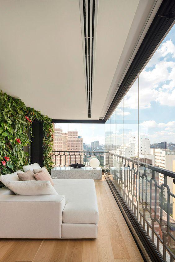 decoralinks | cortinas de cristal y las vistas panoramicas