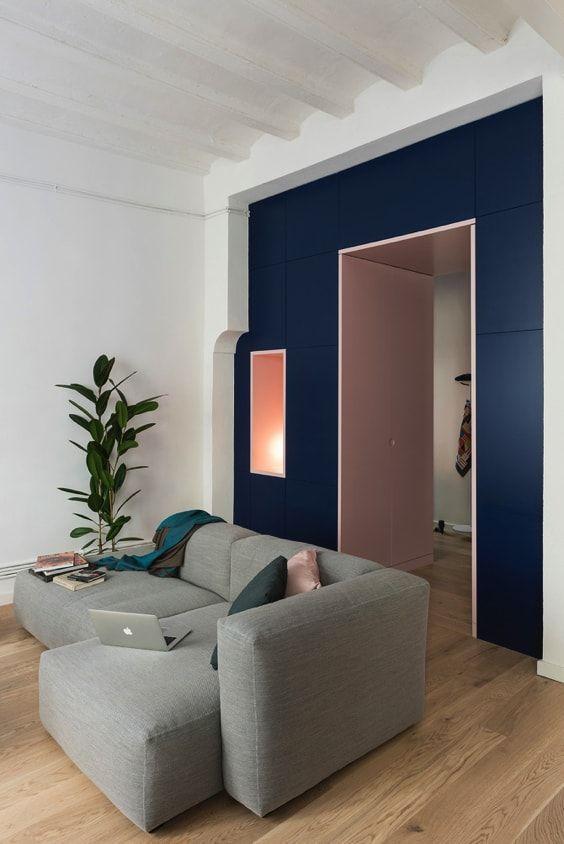 Almacenaje inteligente | aprovechando pasillos | decoralinks.com
