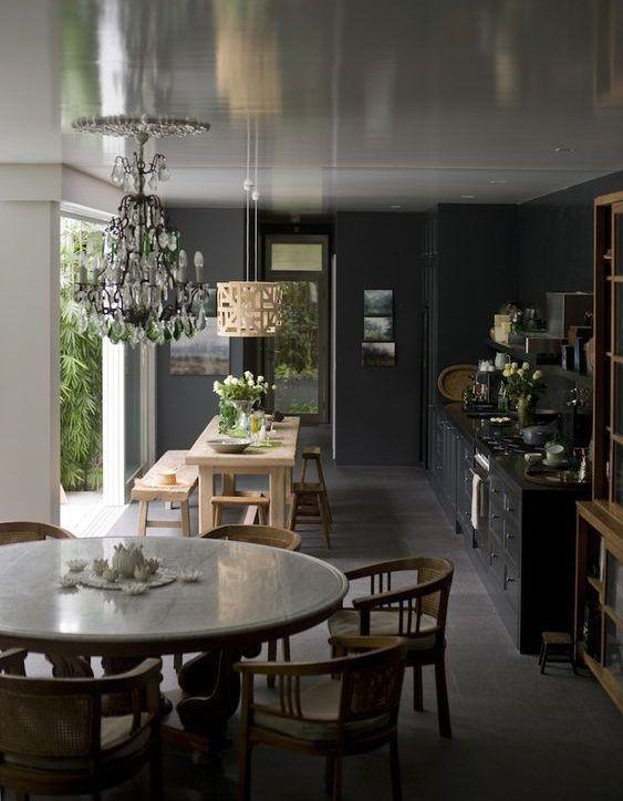 decoralinks | cocina total black