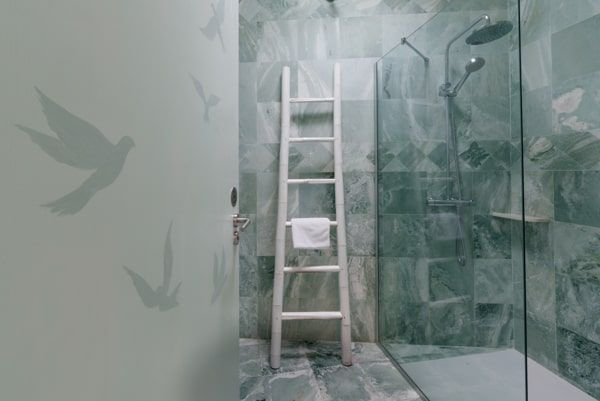 Hotel Palacio Ico en Lanzarote - bathroom, habitacion 05
