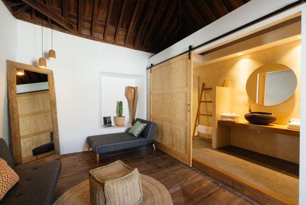 Hotel Palacio Ico en Lanzarote - bathroom habitacion 06