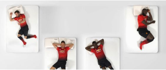 Colchones Mlily son los proveedores oficiales del Manchester United