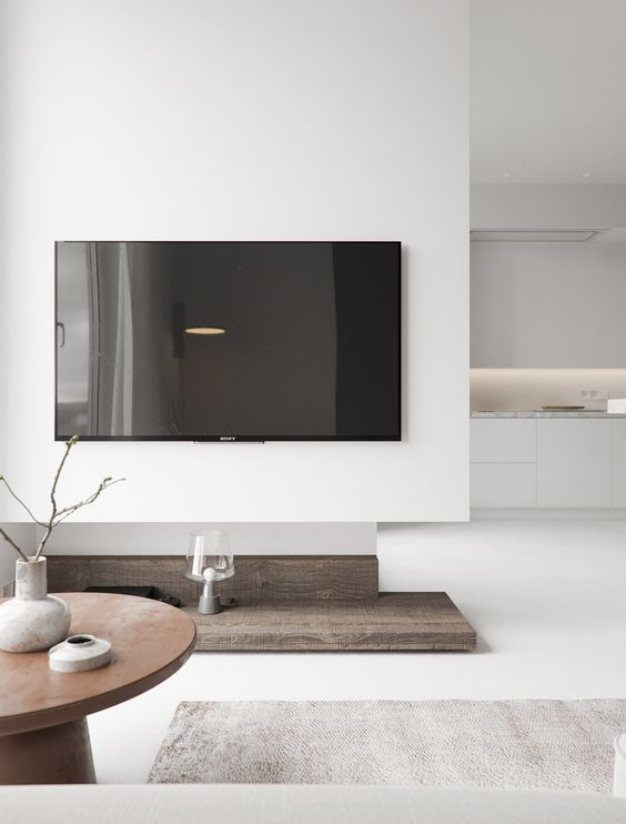 decoralinks | sleek and clean design in a 41m2 apartment