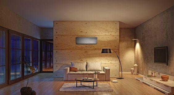 decoralinks   aire acondicionado en casa, con bomba de calor