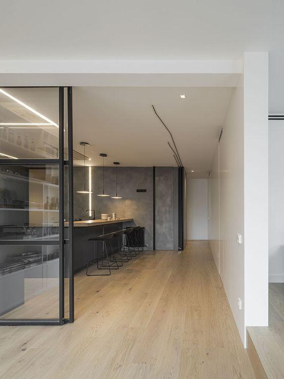 decoralinks | puertas correderas de cristal abiertas