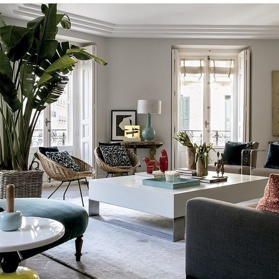 decoralinks | feng shui in the living room