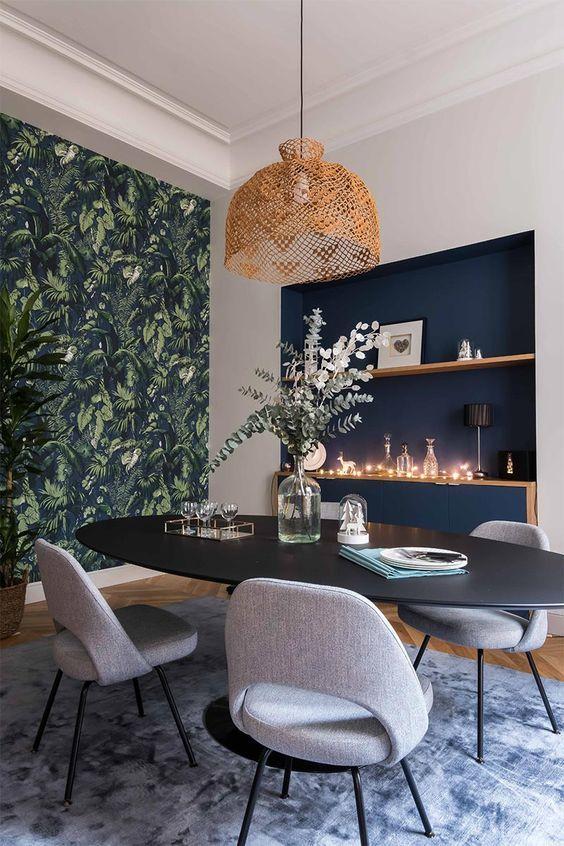decoralinks | sillas retro en apartamento frances