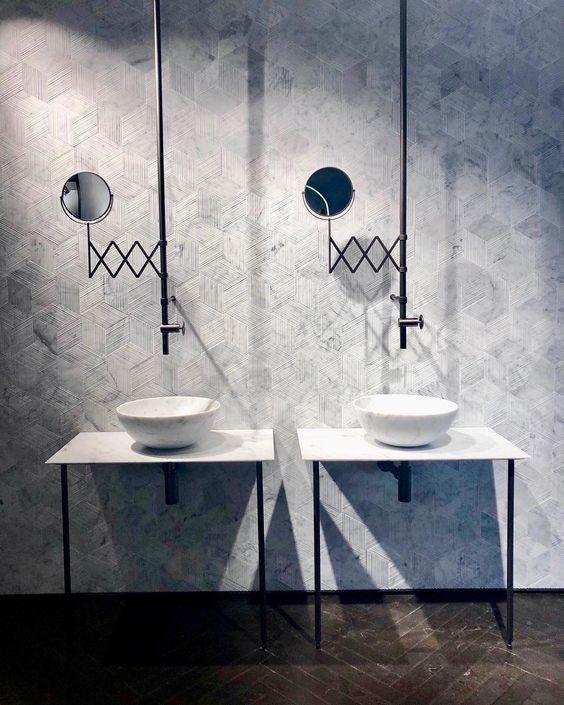 decoralinks   renovar el baño tendencias